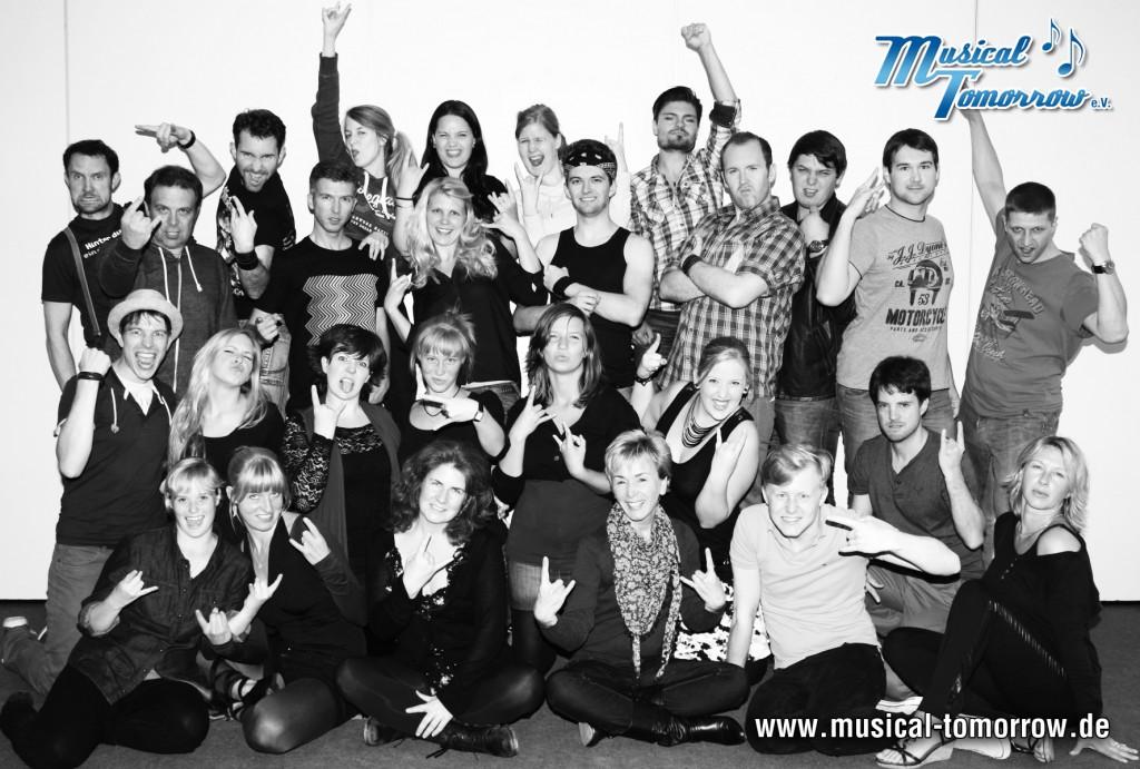 MuTo-Ensemble 2014 WE WANNE ROCK
